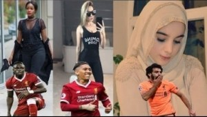 Video: Liverpool FC Players Hottest Wives And Girlfriends (WAGs) 2019